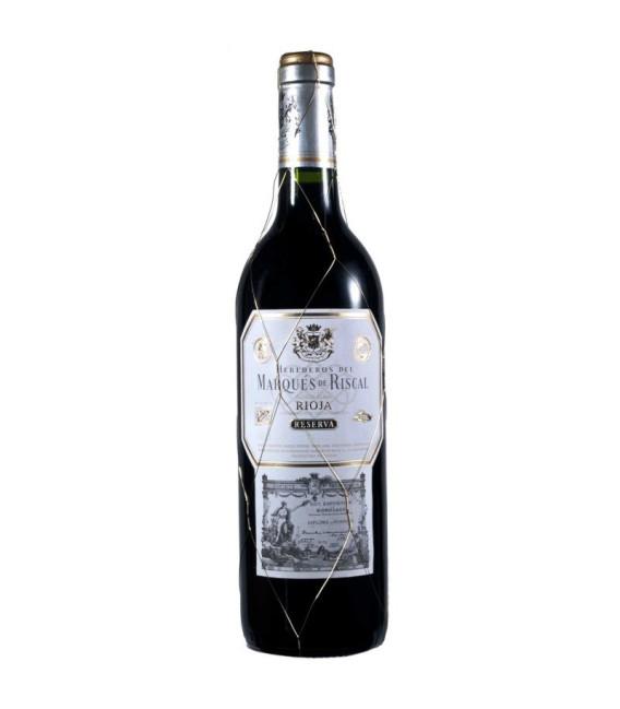 Vino rosso Marqués de Riscal Gran Reserva 2012