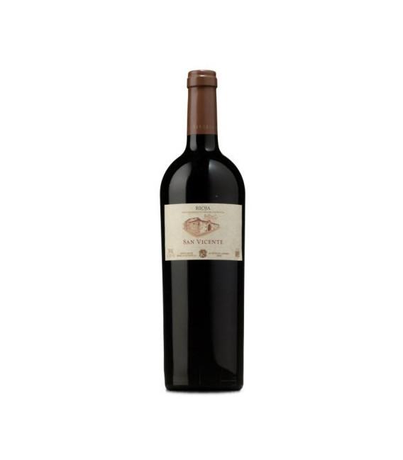 Red Wine Rioja San Vicente 2014