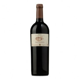 Red Wine Rioja San Vicente 2014