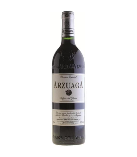 Vin Rouge Arzuaga Réserve Spéciale 2012