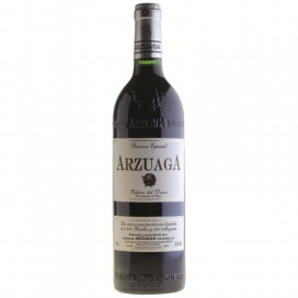 Red Wine Arzuaga Special Reserve 2012
