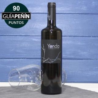 Vino blanco Yenda