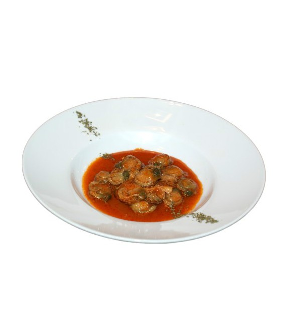 Small scallops in Galician Sauce, 120 G