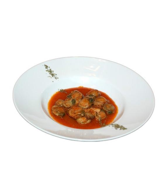 Kleine Kammmuscheln in galizischer Sauce, 120 G