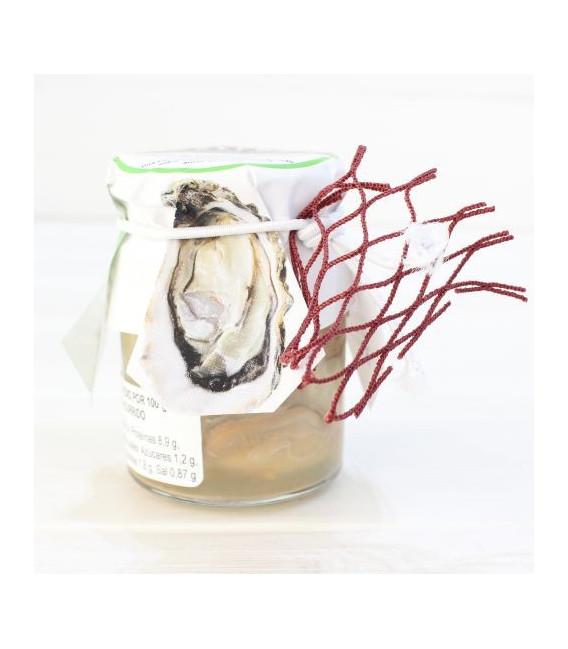 Ostriche con un tocco di agrumi leggermente piccante