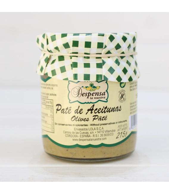 Paté de aceitunas