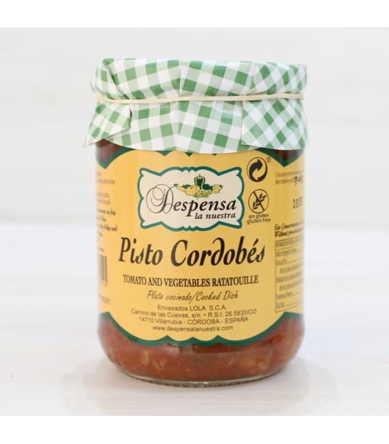 Pisto Cordobés craftsman 410 grs