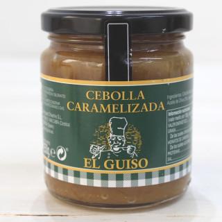 L'oignon caramélisé de l'artisanat de 250 grammes