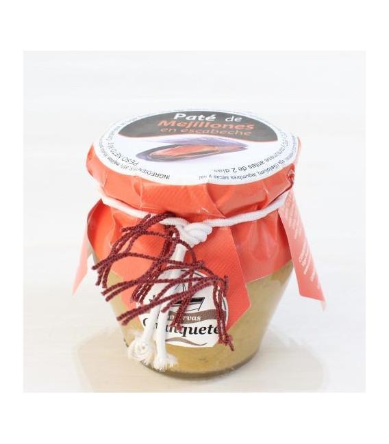 Paté de Mejillones en Escabeche