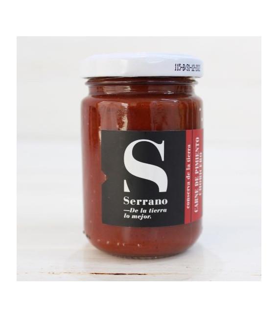 Tarro de Carne de Pimiento Choricero 125 grs