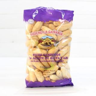 Les pics des Artisans de l'Ail et de l'Huile d'Olive 200 grammes