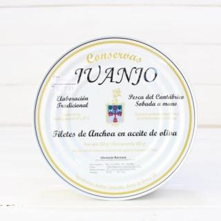 Alici Santoña in Olio di Oliva 550 gm Juanjo
