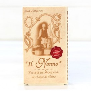 Anchoas de Santoña Artesanas Premium, IL NONNO