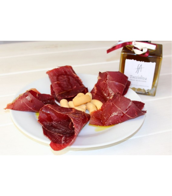 On of Cecina de León IGP, premium 80 grams