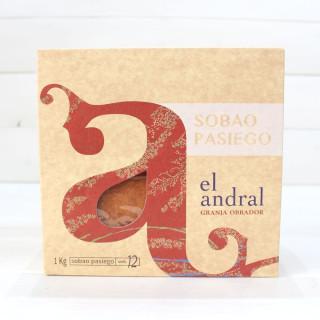 12 Sobaos pasiego di Cantabria 1kg