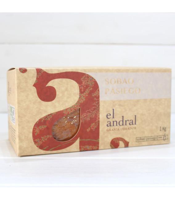 6 Sobaos pasiegos de Cantabria de 1kg