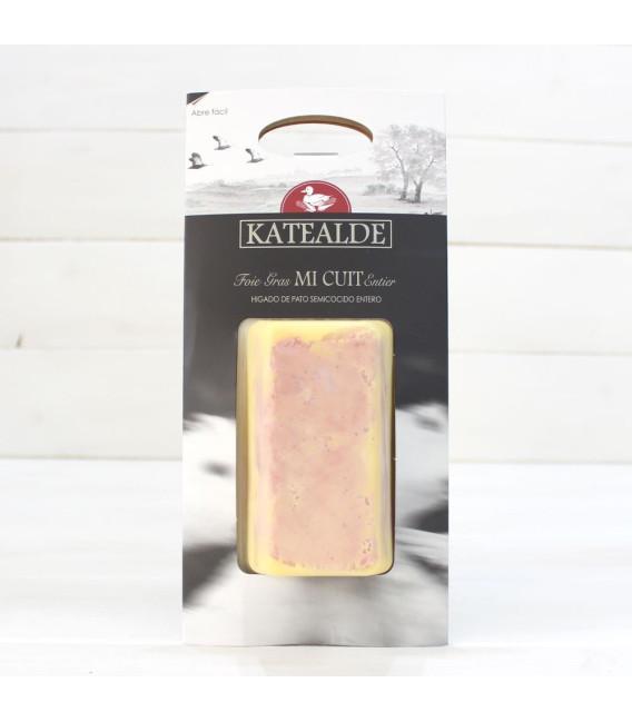 Foie gras de Pato Mi-Cuit 210 grs