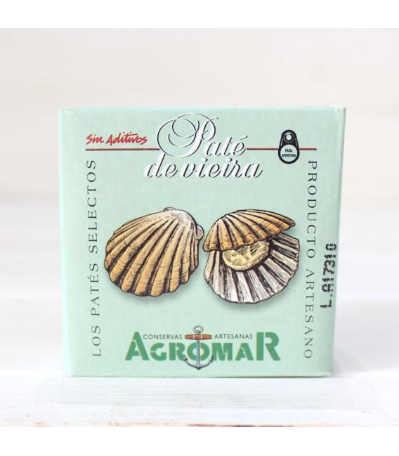 Paté de Vieira craft 100 grams