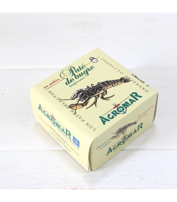 Paté de Bogavante artesano, 100 grs