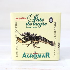 Pate Lobster craftsman, 100 grams