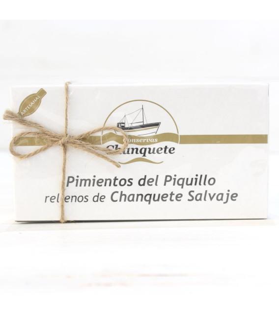 Gefüllte paprika Chanquete wild