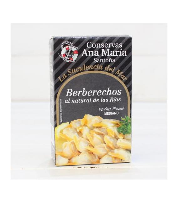 Berberechos 30/40 Piezas115 grs. Ana Maria