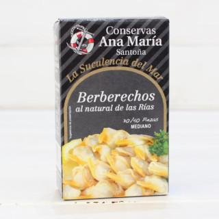 Cockles 30/40 Piezas115 g Ana Maria