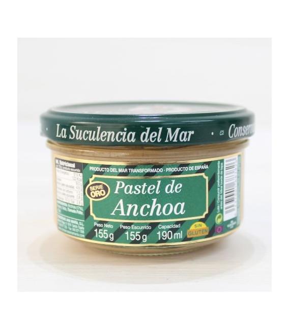 Pastete von Sardellen 155 g Ana Maria