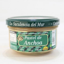 Pate of Anchovies 155 g Ana Maria