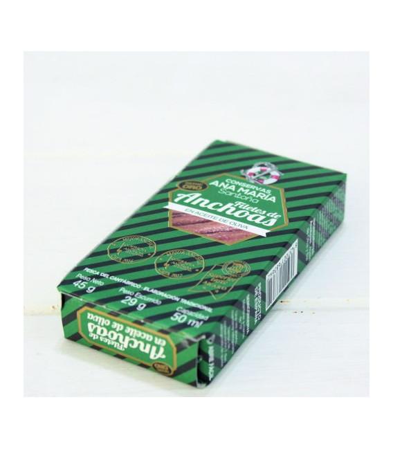 Anchois 50 g de Conservas Ana Maria