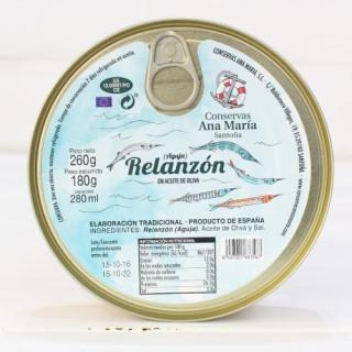 Relanzón o l'Ago del golfo di Biscaglia 252 Grammi. Ana Maria