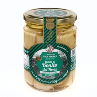 Bonito del Norte in Olive Oil 425 g Ana Maria