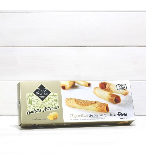 Cigarettes Butter of Toulouse, 85 g