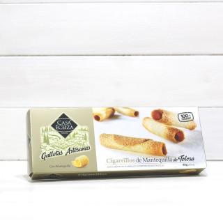 Cigarettes Beurre de Toulouse, 85 g