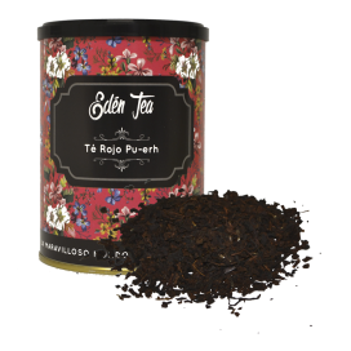 Thé rouge Pu-Erh thé de 200 grammes