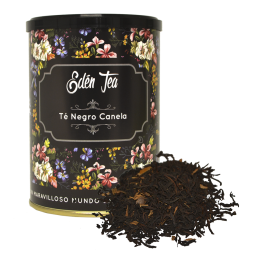 Black tea Cinnamon 100 grams
