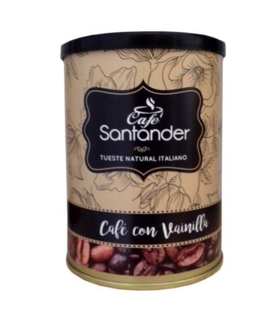 Café moulu avec de la Vanille 200 grammes