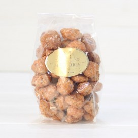 Almonds caramelized nuts, 100 grams