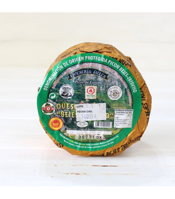 Cheese Picón Bejes-Tresviso, 365 Grams.Approx.