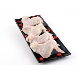 Chicken wings, bbq, 1 kg