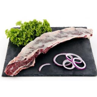 Birgt rindfleisch, stücke, 500 g