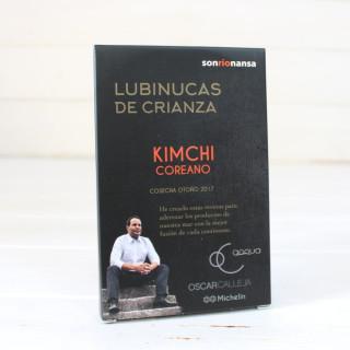Lubinucas de crianza Kimchi coreano 133 gr