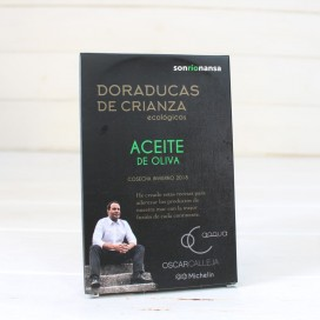 Doraducas favoriser écologique de l'huile d'olive 133 gr