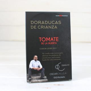 Doraducas de crianza tomate de la huerta 133 gr