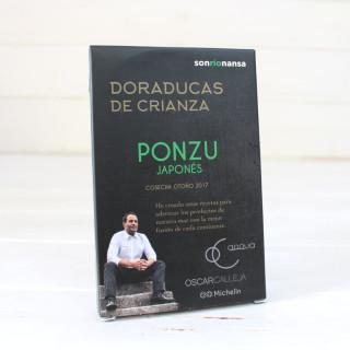 Doraducas favoriser Ponzu japonais 133 gr