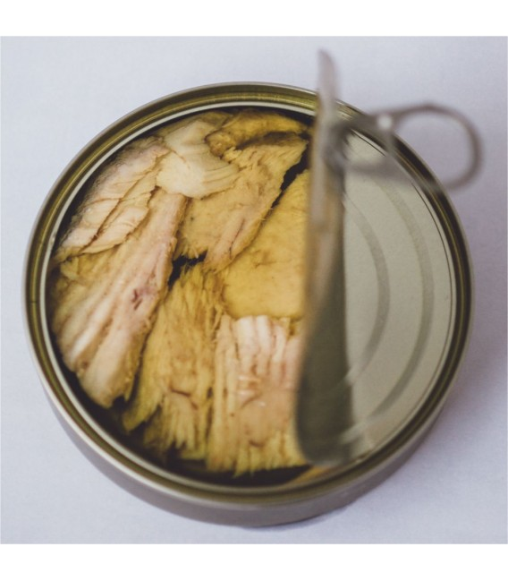 Ventresca de Bonito en Aceite de Oliva 134 gr.
