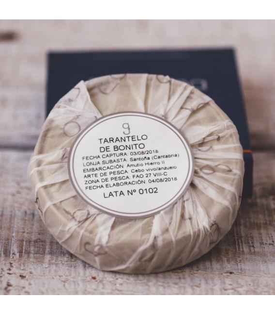 Tarantelo de Bonito en Aceite de Oliva, 138 gr