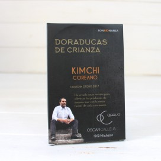Doraducas favoriser le kimchi coréen 133 gr