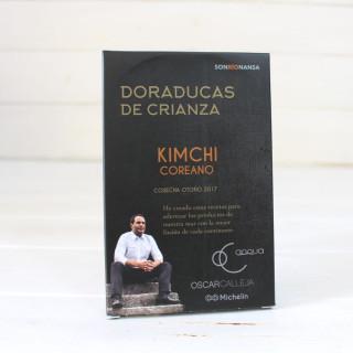 Doraducas erziehung kimchi koreanisch 133 gr