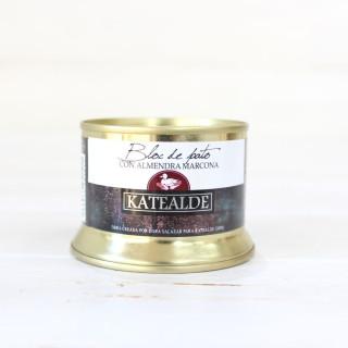 Bloc de Foie Gras von der Ente mit Mandeln Marcona 135 grs